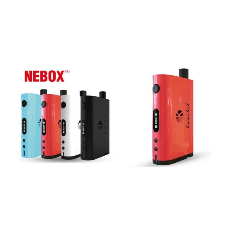 svapo-Kanger NEBOX Kit 60W-Box - Batterie-SvapoCafe