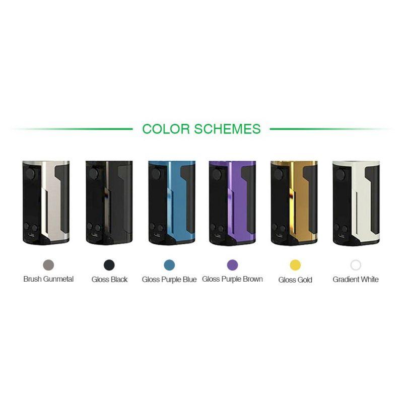 svapo-WISMEC REULEAUX RX GEN3 DUAL 230W - brown Purple-WISMEC-SvapoCafe