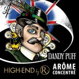 Aroma concentrato Revolute High End Dandy Puff.