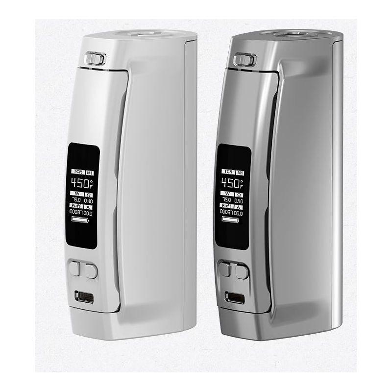 svapo-Presa TC100W - Wismec-Box - Batterie-SvapoCafe