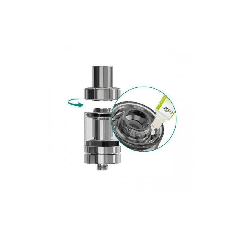 svapocafe- Atomizzatore MELO 3 MINI 2ml  Eleaf  NERO-Atomizzatori - Vari