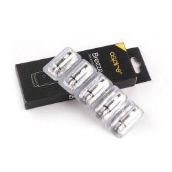 5x coil 0.6ohm Aspire Breeze/Breeze 2
