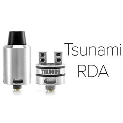 TSUNAMI RDA GEEK VAPE  24mm con pin BF