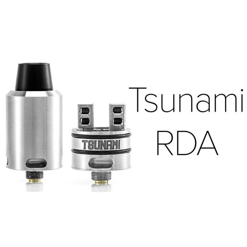 svapo-TSUNAMI RDA GEEK VAPE  24mm con pin BF-Rigenerabili RBA-SvapoCafe