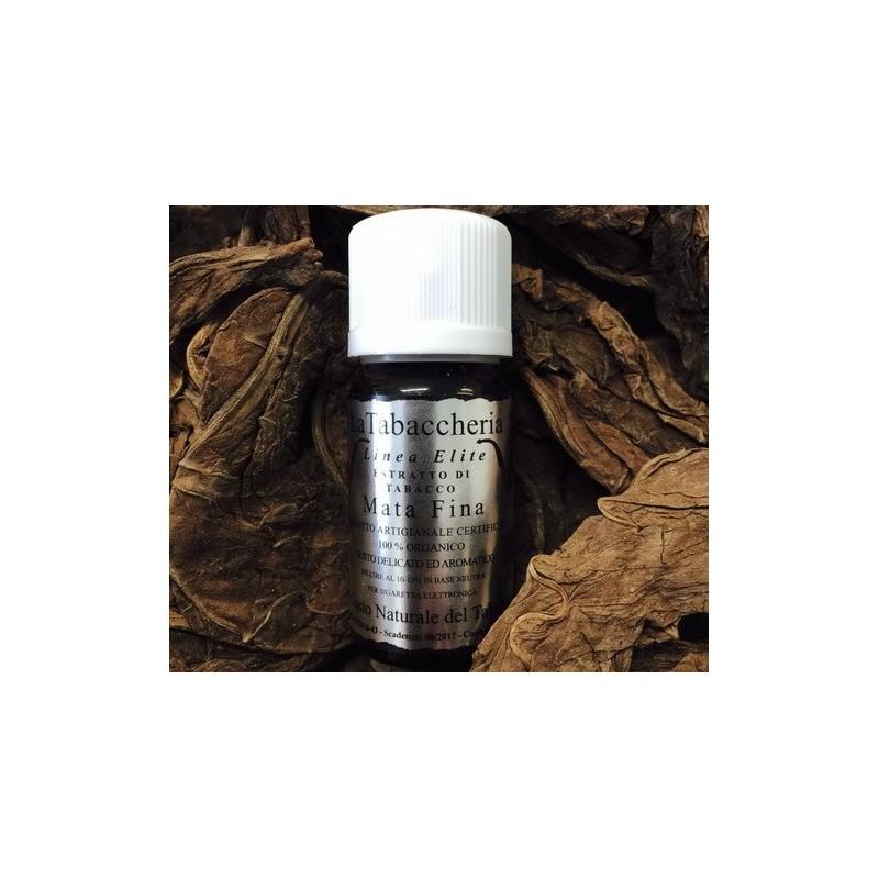 svapo-La Tabaccheria - ELITE - Estratto di Tabacco Mata Fina 10ml -Aromi Essenze-SvapoCafe
