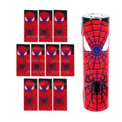 Battery Wraps - SpiderMan x1