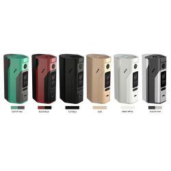 svapo-Reuleaux RX2/3 wismec-Box e Batterie-SvapoCafe