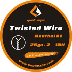 svapo-WIRE TWISTED KANTHAL A1 28GA*3 -Accessori-SvapoCafe