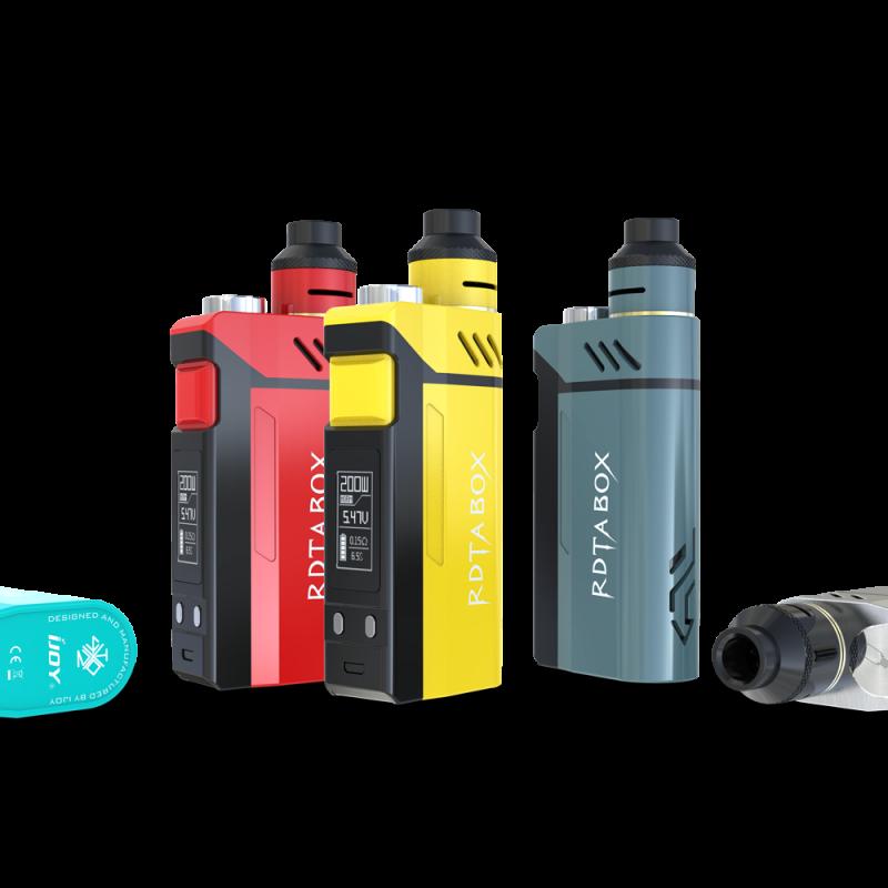 svapo-IJOY RDTA BOX 200W-Box - Batterie-SvapoCafe
