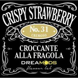 Croccante Strawberry No.31 Aroma Concentrato 10 ml