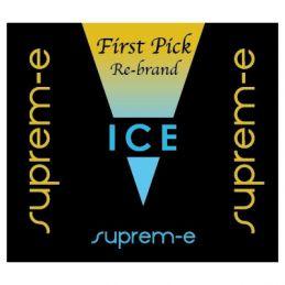 Suprem-e SHOT  First Pick ice  - 20ml tripla concentrazione