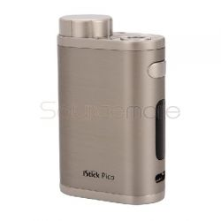 svapo-Eleaf Pico 75W single Brushed-Box e Batterie-SvapoCafe