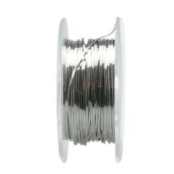Kanthal A1 Ribbon Heat Resistance Wire 0.8mmX0.80mm 10Mt