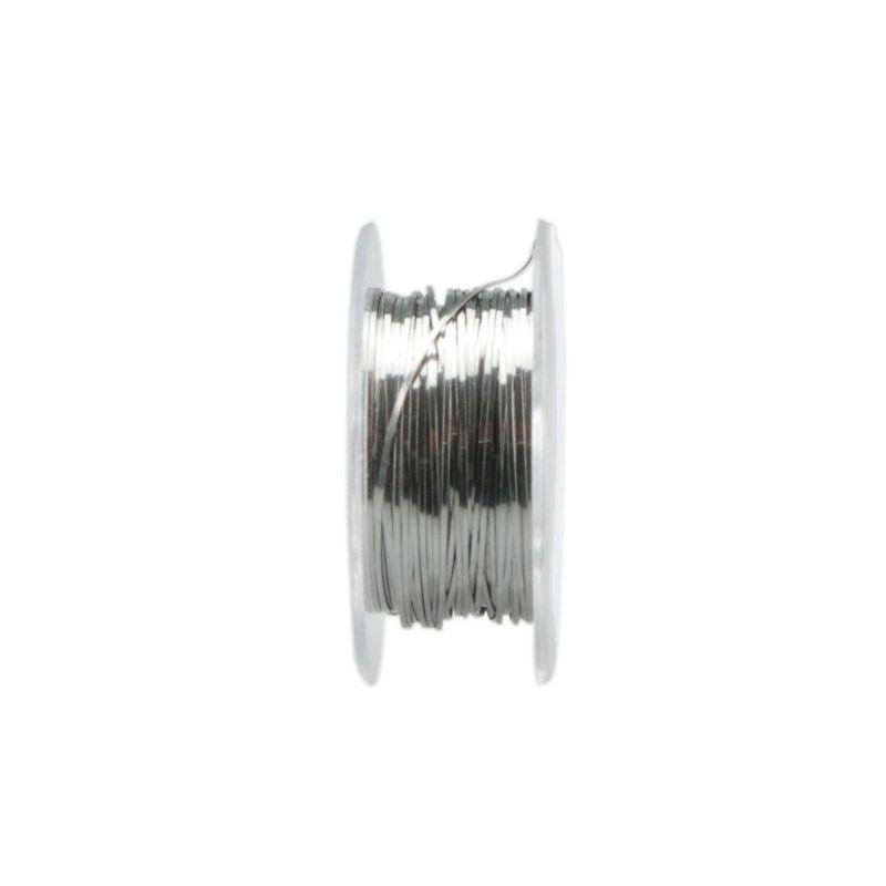 svapo-Kanthal A1 Ribbon Heat Resistance Wire 0.8mmX0.80mm 10Mt-Wick Fili Resistenze Mesh-SvapoCafe