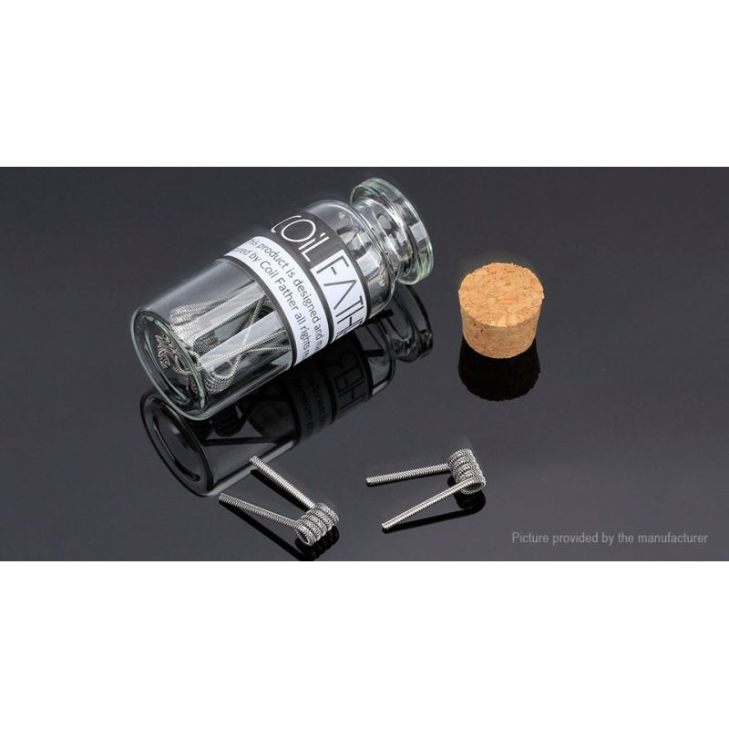 svapocafe-Barrel kit per 900 The Vaping Gentleman-Home