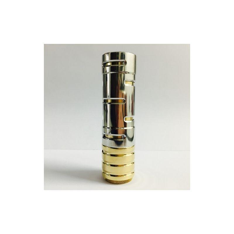 svapo-SAPPHIRE by IRON STEAM Tubo Meccanico -Rigenerabili RBA-SvapoCafe