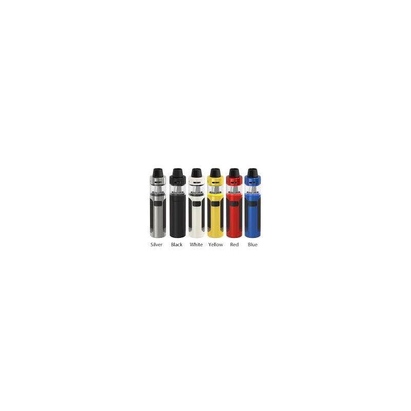 svapo-CUAIO D22 (3.5ml)-Silver -Box - Batterie-SvapoCafe