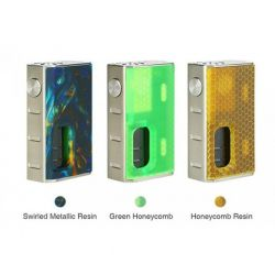 BIG BATTERY  WISMEC LUXOTIC BF BOX -VERDE