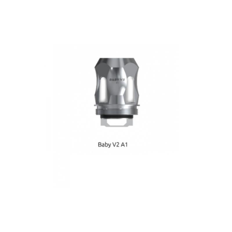 svapo-Coil V2 Baby A1 Smok  0.17ohm-Ricambi Smok-SvapoCafe