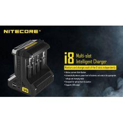 Caricabatterie NewI8 Nitecore