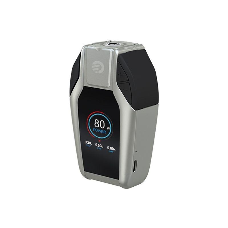 svapo-Box Ekee 80w Joyetech-silver-Box - Batterie-SvapoCafe