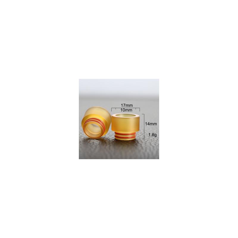 svapo-Drip Tip 510 resina Ultem-Drip Tips-SvapoCafe