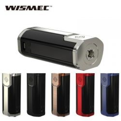 Wismec P80 Sinuous - Nero