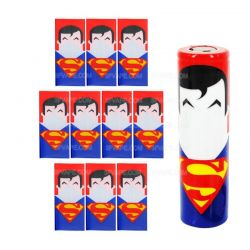 Battery Wraps - Superman x1