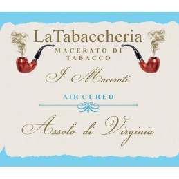La Tabaccheria - I Macerati - Assolo Di Virginia - 10ml