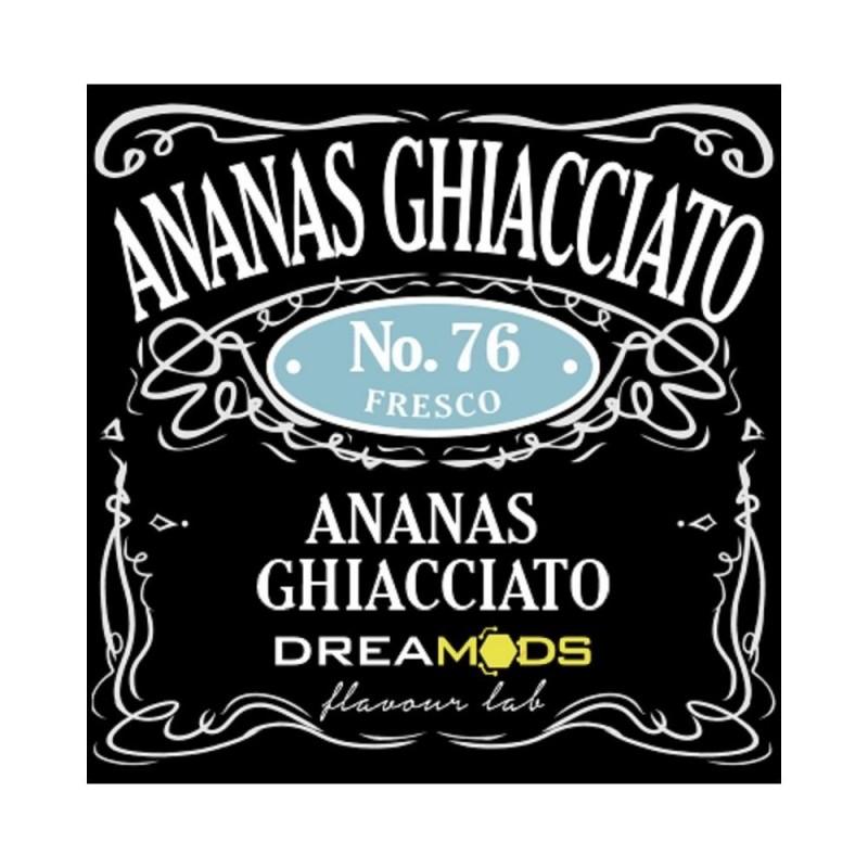 svapo-Dreamods - Aroma Nr. 76 Ananas Ghiacciato-Aromi Essenze-SvapoCafe