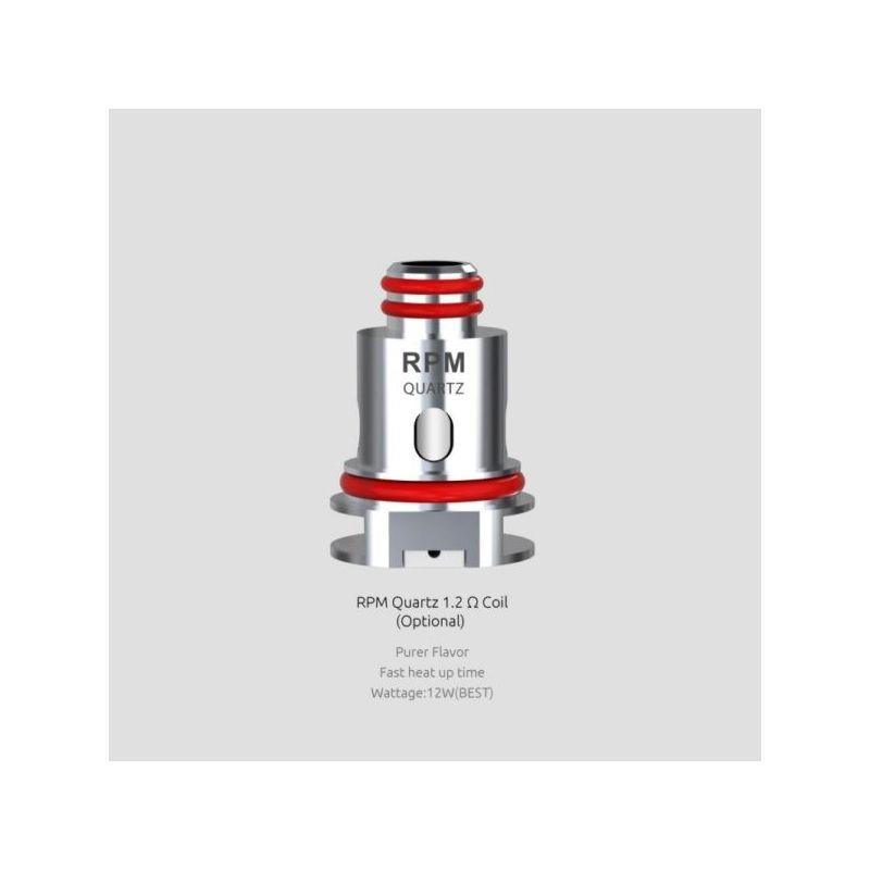 svapo-Resistenza RPM40 Mesh (0.4ohm) Smok-Ricambi Smok-SvapoCafe