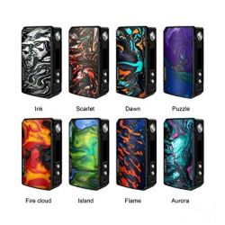 Drag 2 177W TC Box Mod - VooPoo - Fire Cloud