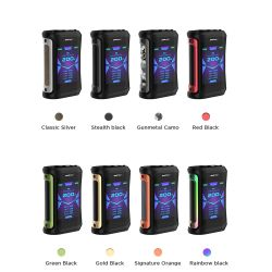 Box Aegis X 200w - Rainbow Black