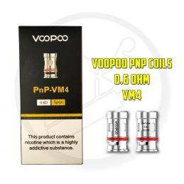 Res Vinci x PnP- VM4 - 0,6 ohm Voopoo