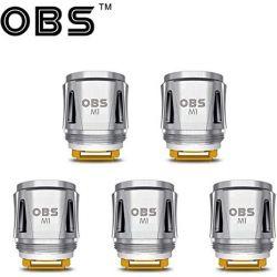 5x coil 0.2ohm OBS M1 Mesh Cube