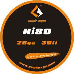 Nichrome  Ni80 26 ga