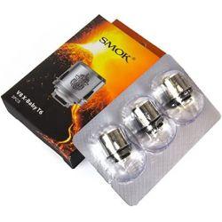 3x coil 0.2ohm Smok TFV8 X Baby T6