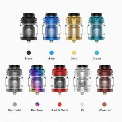 Zeus X Mesh RTA 4.5ml 25mm - VERDE