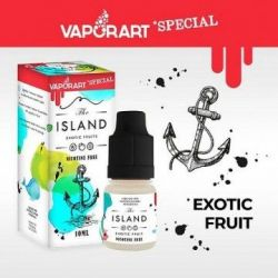 Vaporart The Island 10ml - 8mg