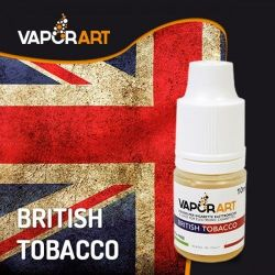 Vaporart British 10ml - 14mg