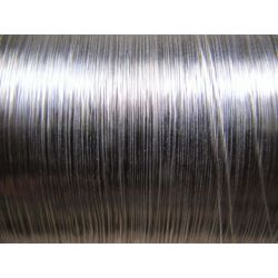 Pure Nickel Non-Resistivo Wire 10 Metri-0.25mm