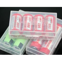 Efest  porta batterie 18350-18650 h2