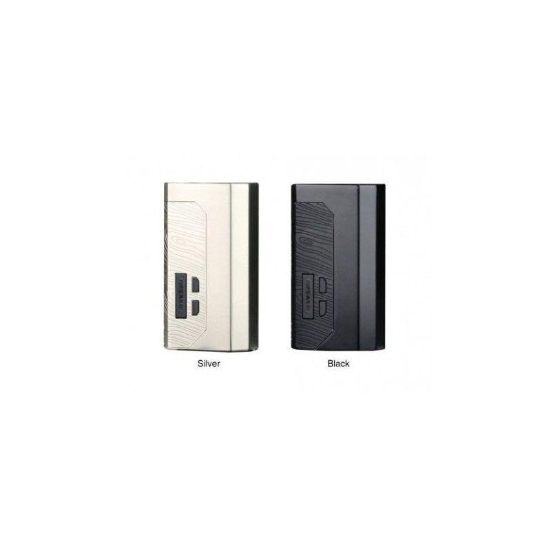 svapo-Wismec Luxotic MF Box Mod BF - Silver-Home-SvapoCafe