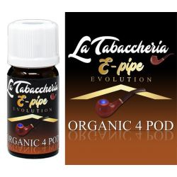 La Tabaccheria E-Pipe Organic 4Pod 10ml