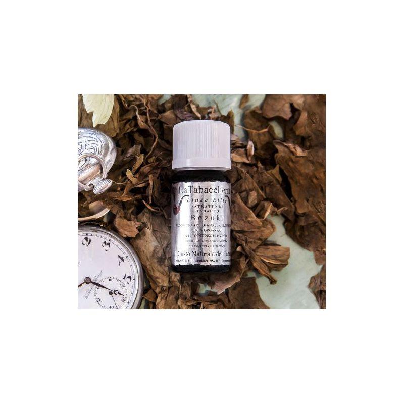 svapo-La Tabaccheria Aroma Bezuki Estratto Elite 10ml-Aromi Essenze-SvapoCafe