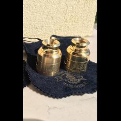 Iron Steam - Cap and Drip Brass