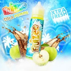 E-Liquid France Fruizee Cola Apple 20ml - Shot