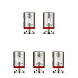 5x coil 0.2ohm Vaporesso GTX Target PM80