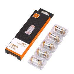 5x coil 0.4ohm GeekVape Aegis Boost Mesh