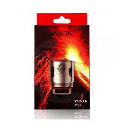3x coil 0.15ohm Smok TFV12 X4